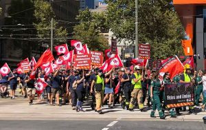 UFUSA Safety And Resourcing Campaign Rally
