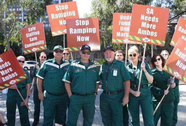 UFUSA Safety And Resourcing Rally